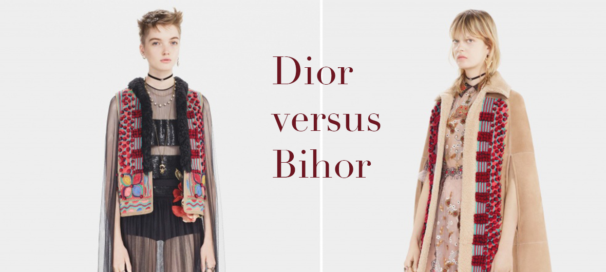 Whispers: Fashion Fitty – Dior vs. Bihor