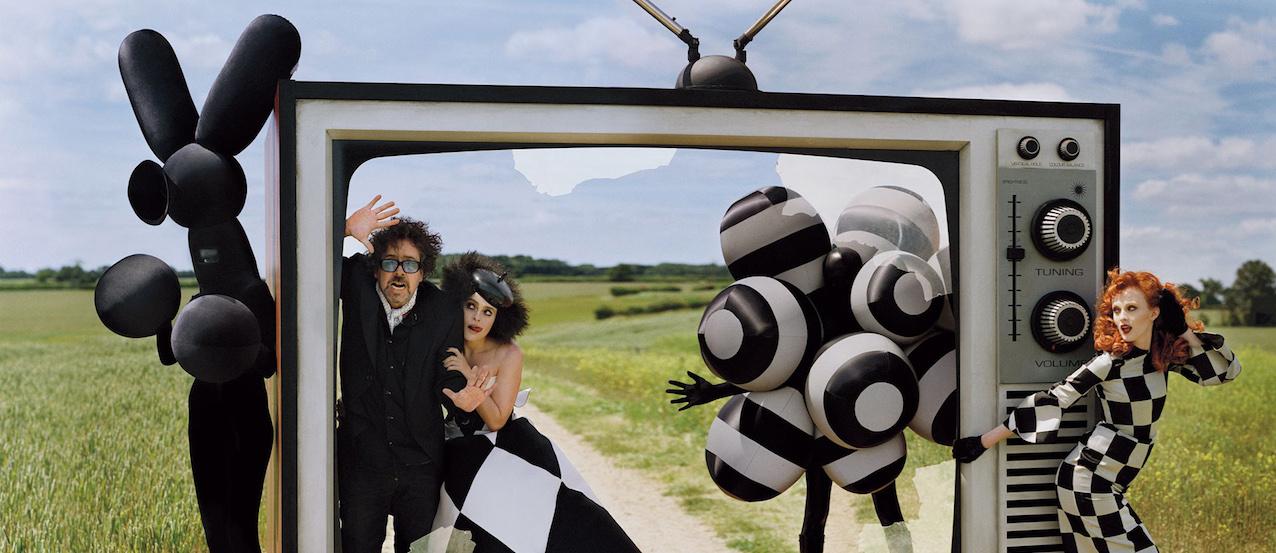 "Vandaag opent de tentoonstelling ""The World of Tim Burton"""