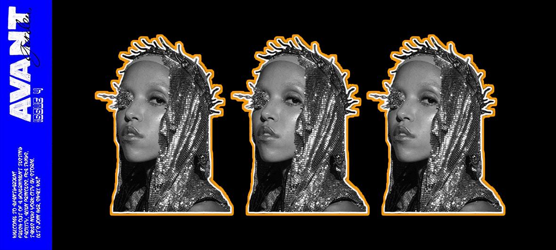 FKA Twigs's AVANTgarden Zine Mixt Mode met Politiek