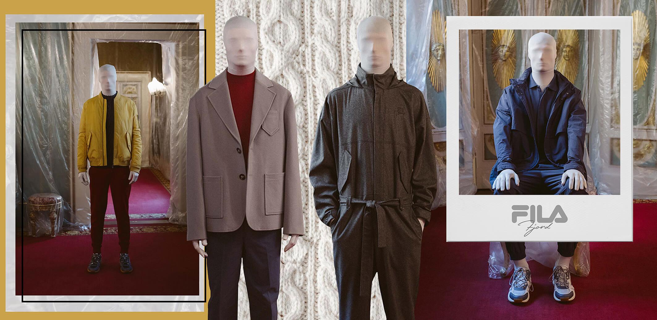 Fila Breid Uit: Fila Fjord is de Sub-Lijn voor Grown-Up Streetwear Lovers