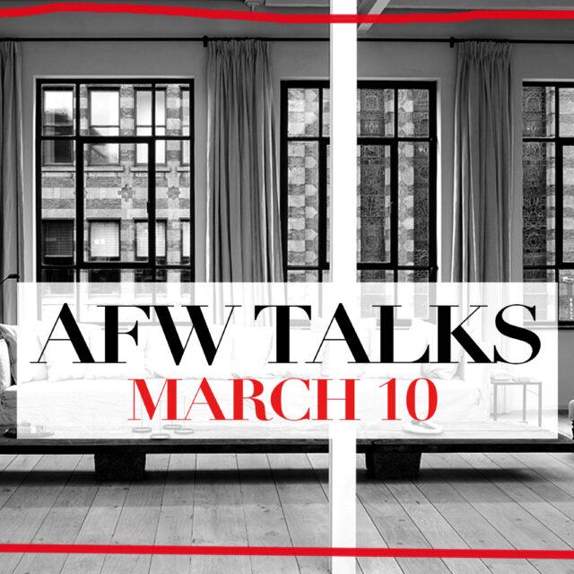 AFW Studio – Talks