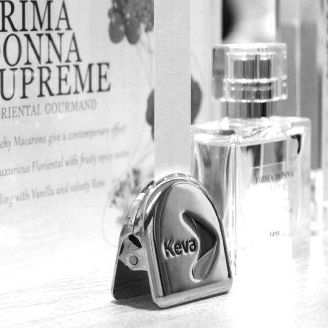 Keva Creëert het Eerste AFW Studio Parfum