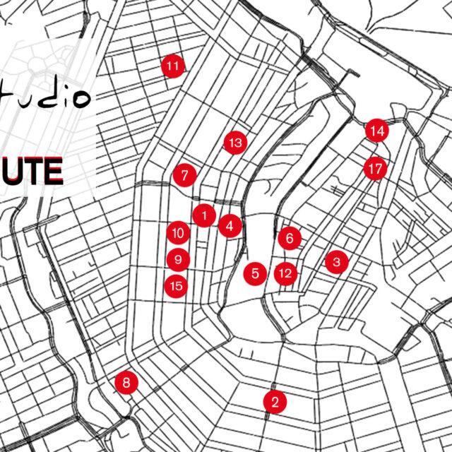 AFW Studio Route