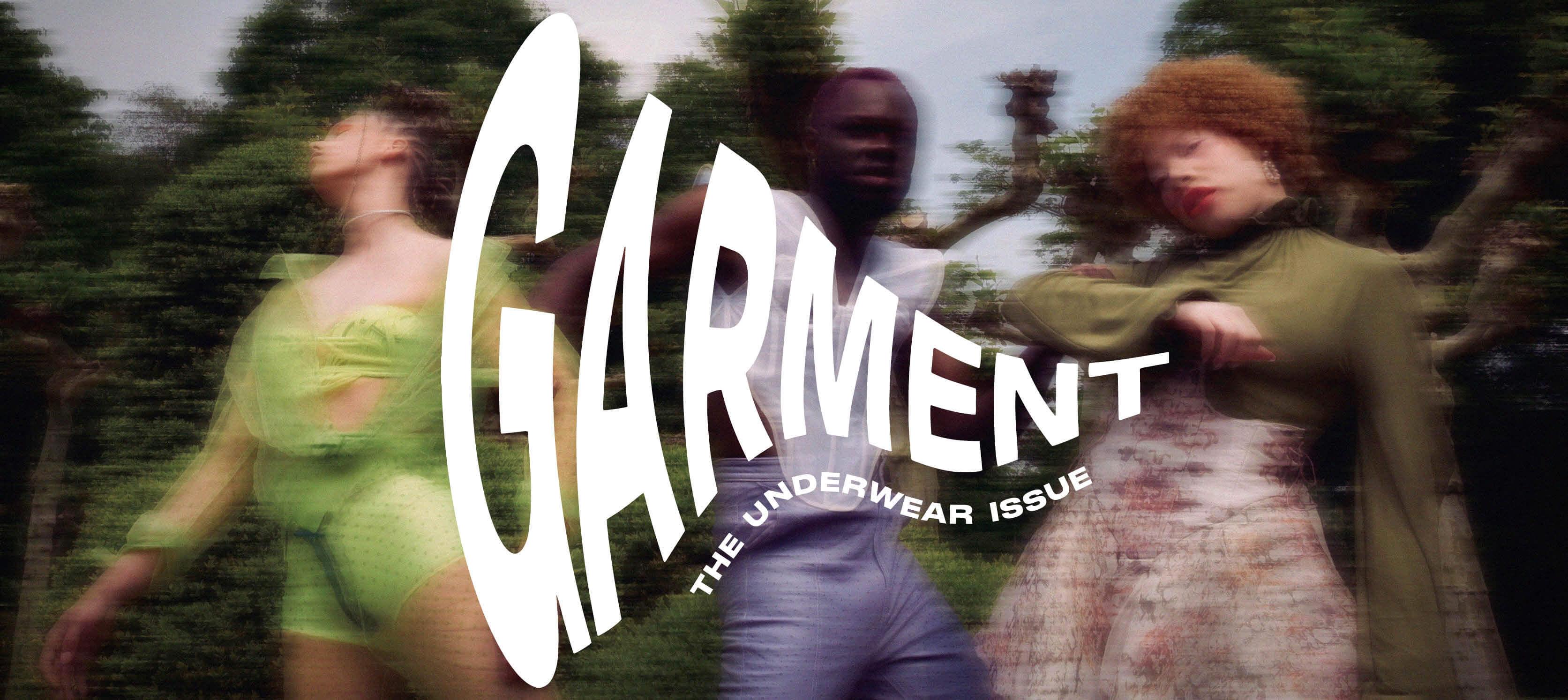 Het Nieuwe Garment Magazine ligt Nu in de Winkel