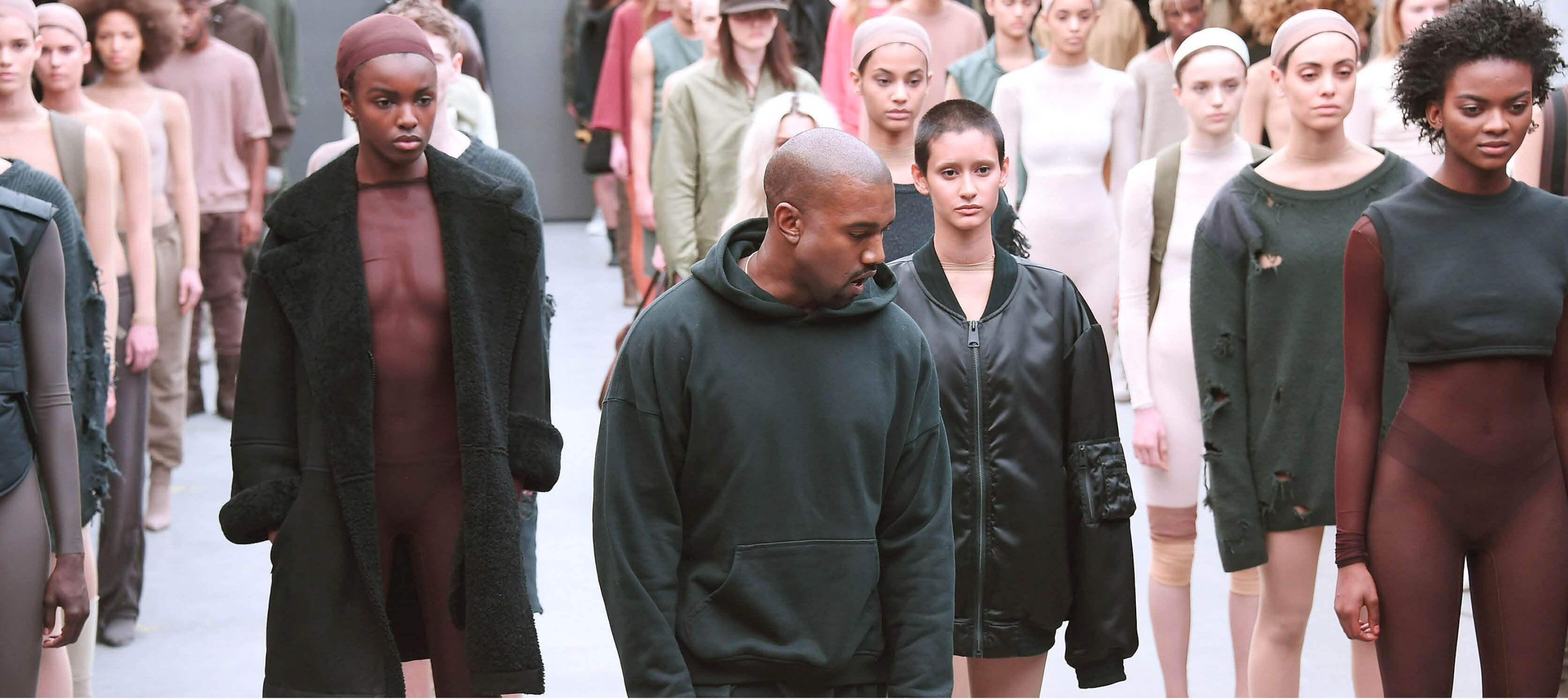 Kanye West's Nieuwe Incubator Ondersteunt Opkomende Designers