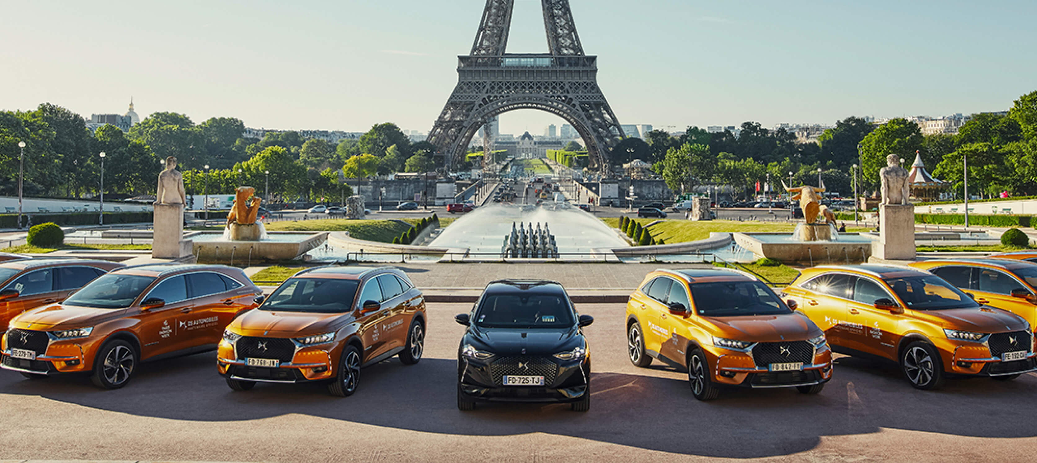 DS Automobiles Neemt de Mode-industrie Over