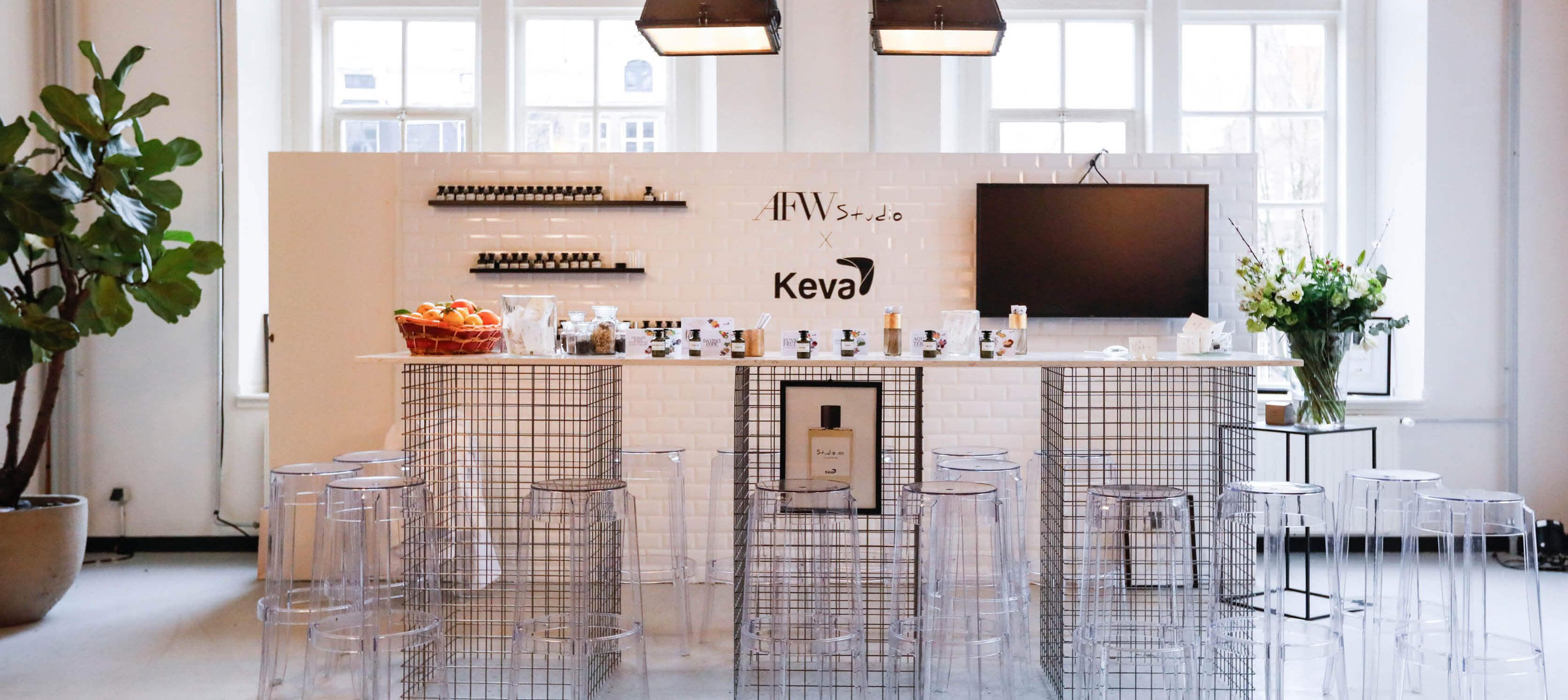 AFW en Keva Presenteren COLLAB, de Nieuwe AFW Parfum