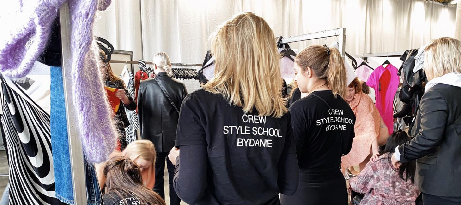 Backstage Report: Style School ByDanie's Nilse over haar Ervaring als Dresser