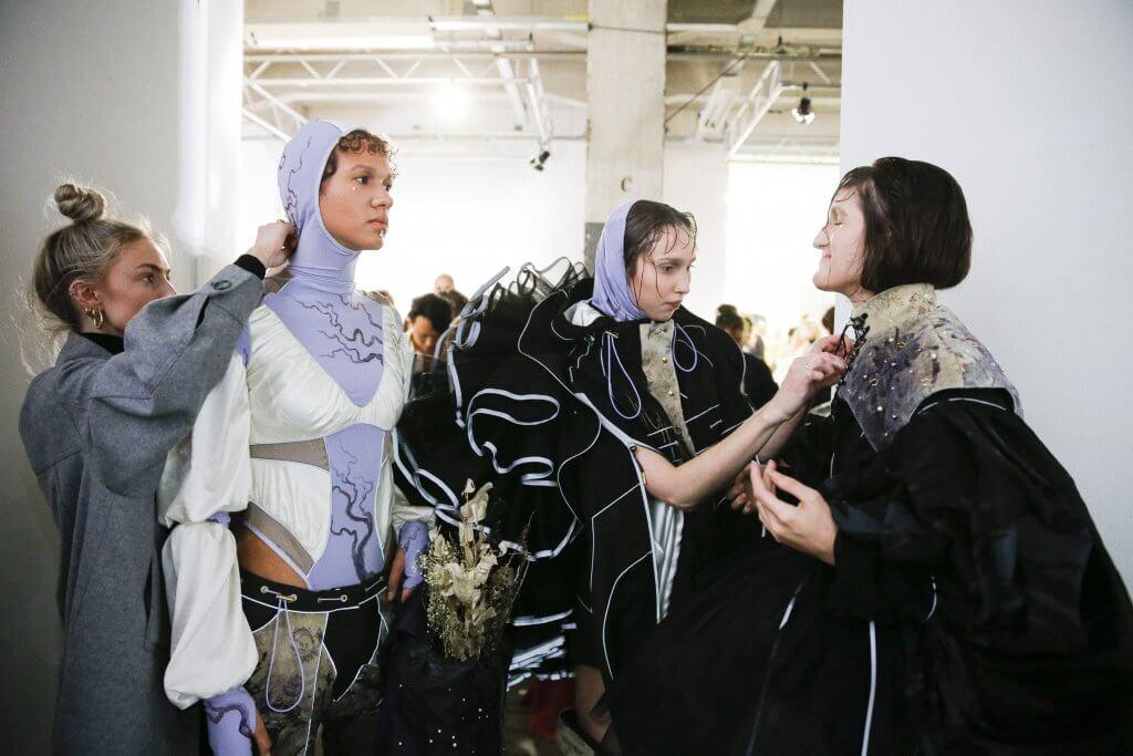 Fotograaf - Chavez van den Born / Modellen - Dirkje Lemmink, Vera van Buuren, Lauren Weinberg