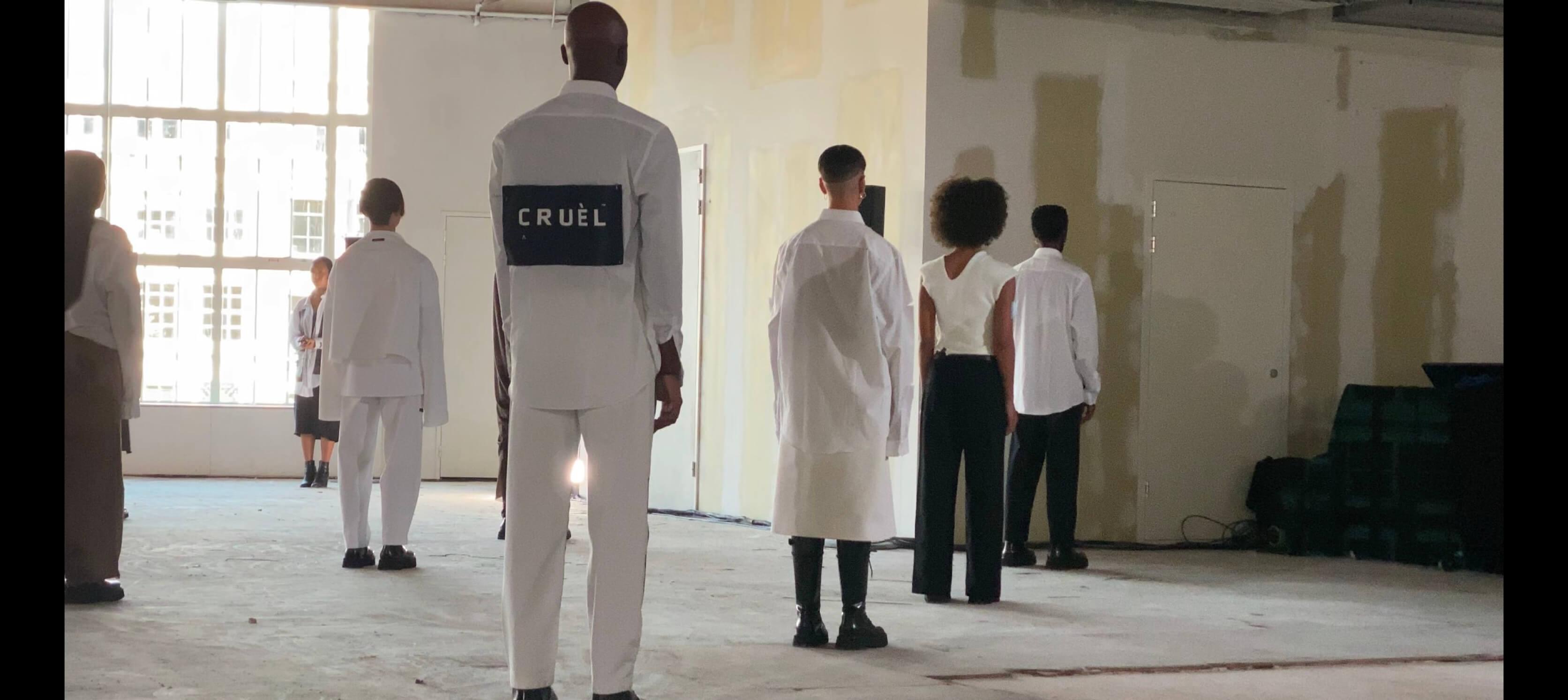 Show Report: CRUÈL