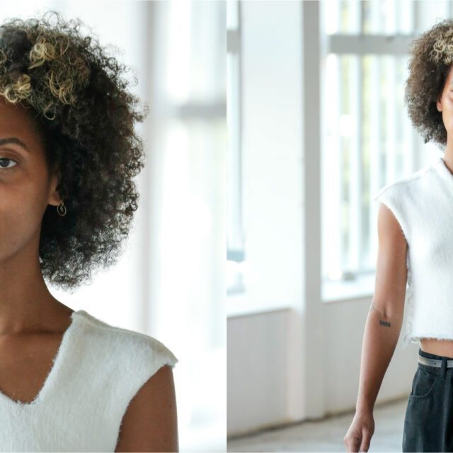 Look of the Day: Natural Eighties Curls