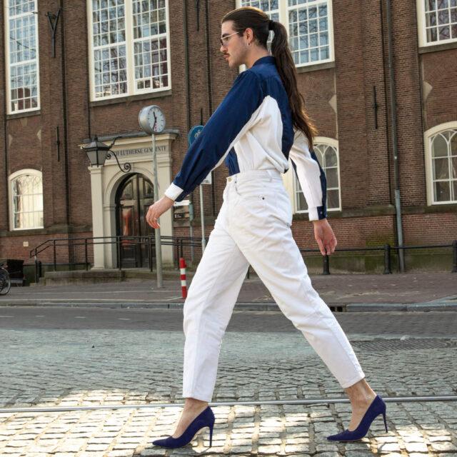 Jong talent onder de loep: Joep Maasdam viert inclusiviteit met schoenenmerk Feraggio