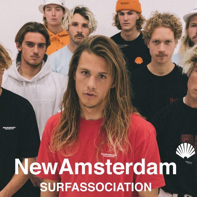 Nieuwe Nederlandse merken in de kijker: New Amsterdam Surf Association