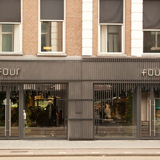 Open to public: AFW x FOUR Amsterdam