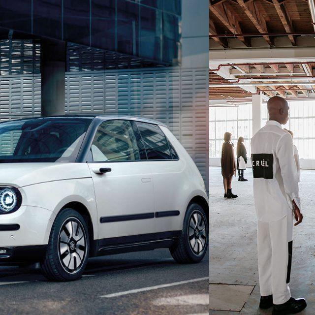 Honda is de officiële autopartner van Amsterdam Fashion Week