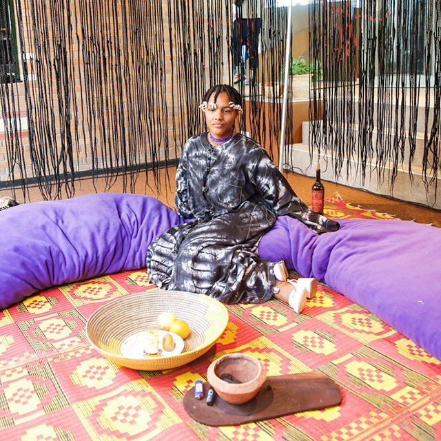 Roxane Mbanga wint Lichting 2021