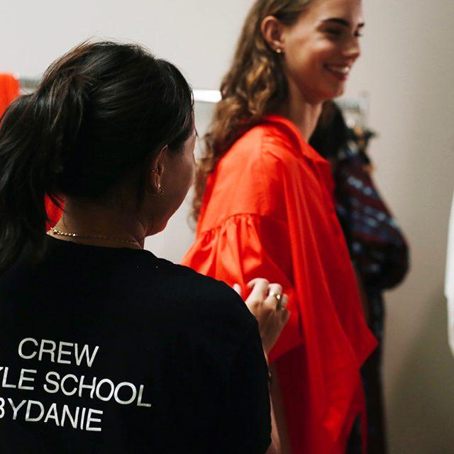 Backstage Report: Style School ByDanie's Hessel over zijn ervaring als dresser